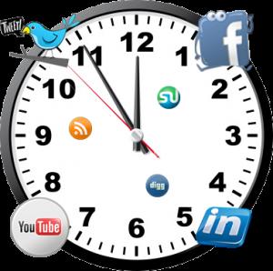 Sosyal Medya Zamanlama